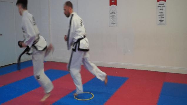 Back Kick Exercises